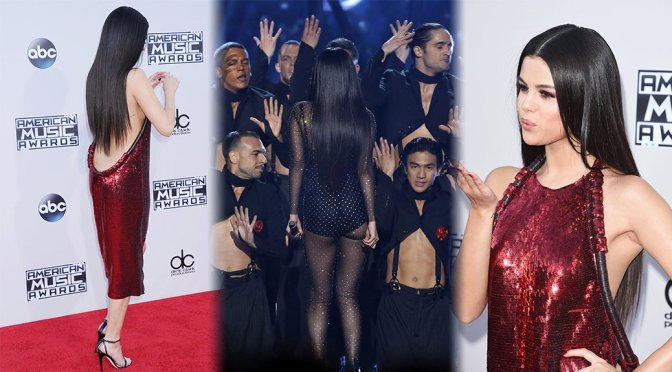 Selena Gomez - 2015 American Music Awards