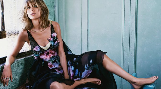 Taylor Swift - Vogue Australia Magazine Photoshoot