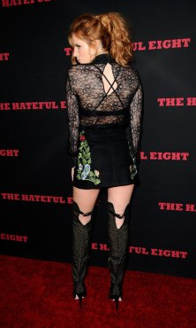 Bella Thorne (24)