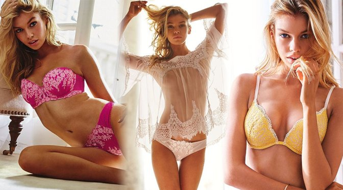 Stella Maxwell – Victoria's Secret Lingerie Photoshoot