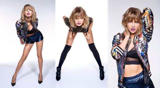 Taylor Swift – NME Magazine Photoshoot (October 2015)