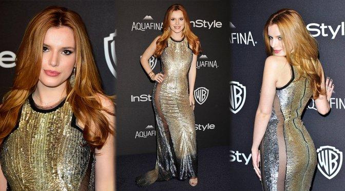 Bella Thorne – InStyle And Warner Bros 2016 Golden Globe Awards After Party