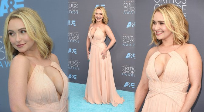 Hayden Panettiere – 21st Annual Critics' Choice Awards
