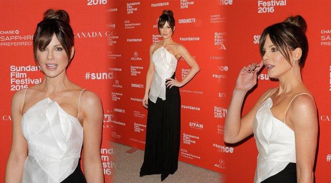 "Kate Beckinsale – ""Love & Friendship"" Premiere in New York"