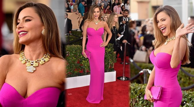 Sofia Vergara – 22nd Annual Screen Actors Guild Awards in Los Angeles