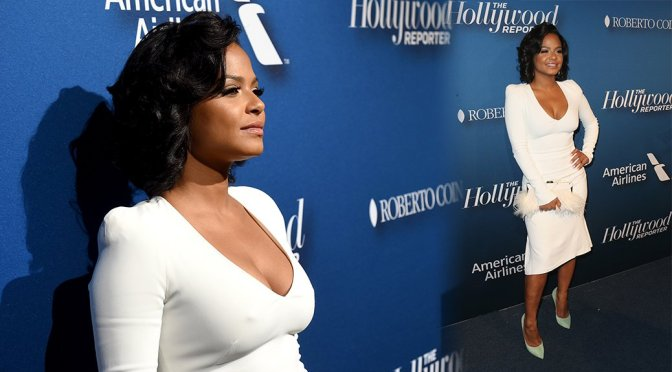 Christina Milian – The Hollywood Reporter's 4th Annual Nominees Night
