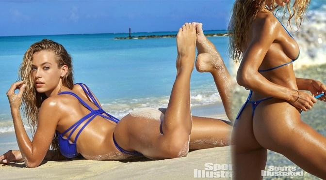 Hannah Ferguson – Sports Illustrated Swimsuit Issue 2016
