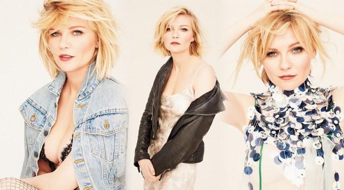 Kirsten Dunst – California Style Magazine Photoshoot (March 2016)