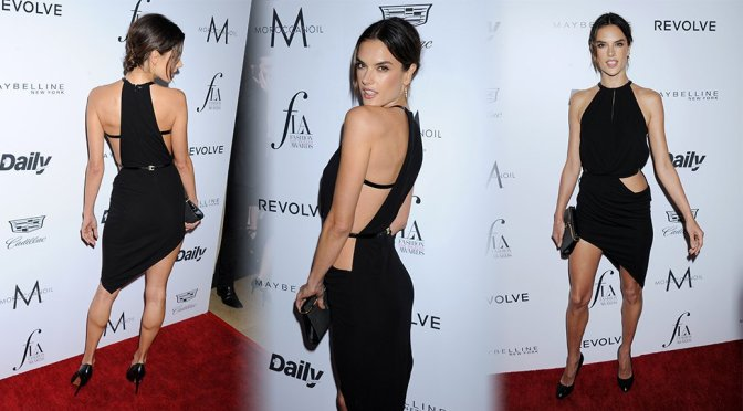 Alessandra Ambrosio – Daily Front Row's Fashion Los Angeles Awards