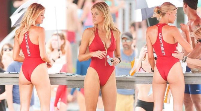 "Kelly Rohrbach – Swimsuit Candids on ""Baywatch"" Movie Set"