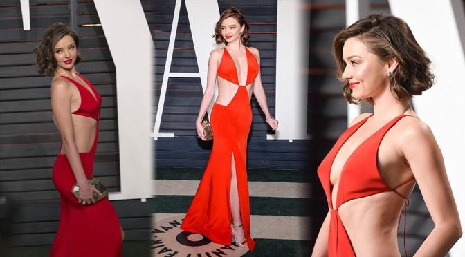 Miranda Kerr – 2016 Vanity Fair Oscar Party in Beverly Hills