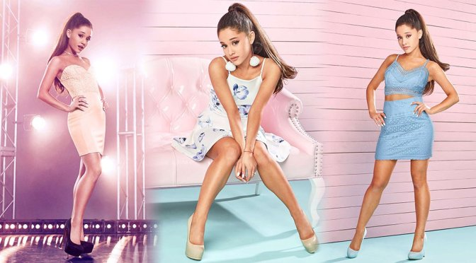 Ariana Grande – Jones Crow Lipsy Summer Collection 2016