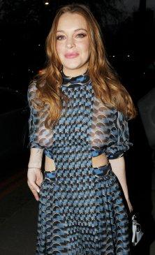 Lindsay Lohan (24)