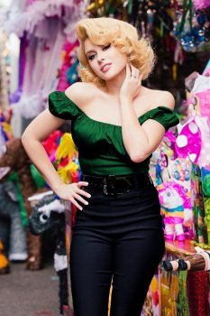 Renee Olstead (98)