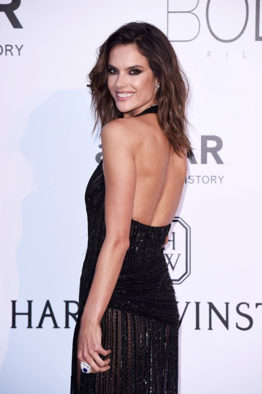 Alessandra Ambrosio - Cinema Against AIDS Gala