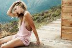 Alexis Ren - Lili Claspe Jewelry Photoshoot