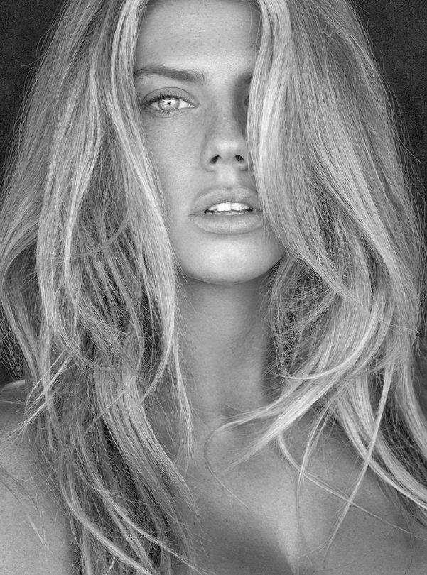 Charlotte McKinney - Naked Photoshoot by Jack Guy