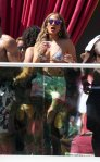 "Jennifer Lopez - ""Carnival Del Sol"" at Drai's Beach Club in Las Vegas"