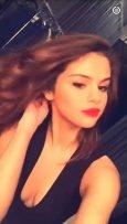 Selena Gomez Snapchat Pic 1