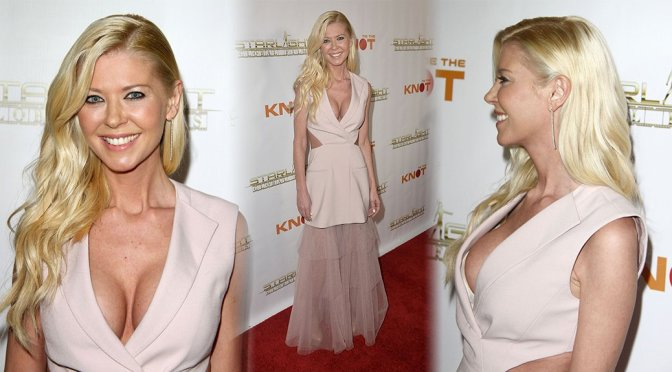 "Tara Reid – ""Tie The Knot"" Premiere in West Hollywood"