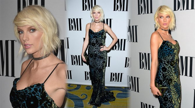 Taylor Swift – 64th Annual BMI Pop Awards in Beverly Hills