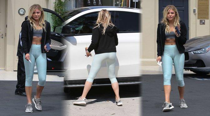 Chloe Grace Moretz – Candids in Los Angeles
