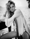 Edita Vilkeviciute - Vogue Germany Magazine Topless Photoshoot (July 2016)