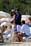 Izabel Goulart - Bikini Candids in Ibiza