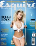 Rose Bertram - Esquire Netherlands magazine (July/August 2016)
