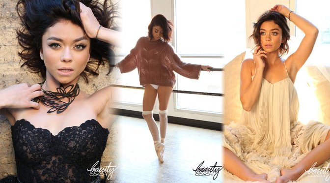 "Sarah Hyland – ""Beauty Coach"" Photoshoot"