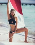 Toni Garrn - Elle France Magazine Photoshoot (June 2016)