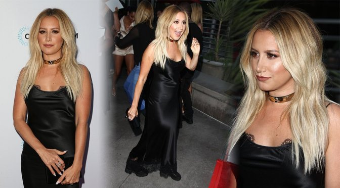"Ashley Tisdale – ""Amateur Night"" Premiere in Hollywood"