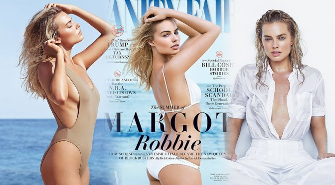 Margot Robbie – Vanity Fair Magazine Photoshoot (August 2016)