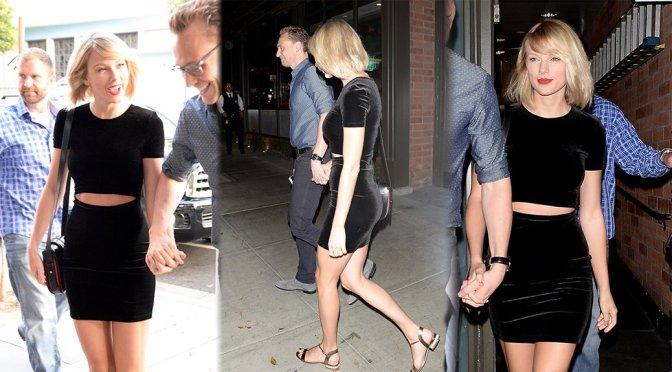 Taylor Swift – Candids in Santa Monica