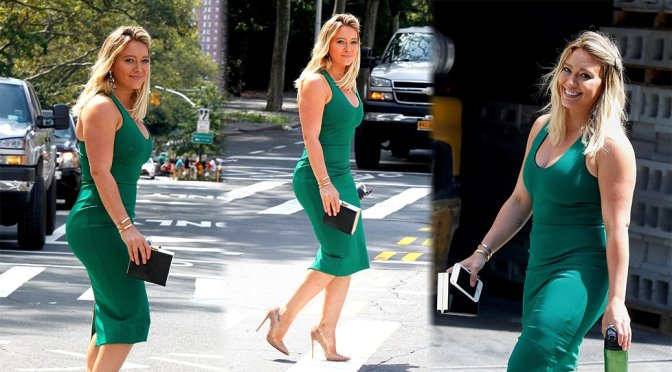 """Hilary Duff on """"Younger"""" Set in New York"""