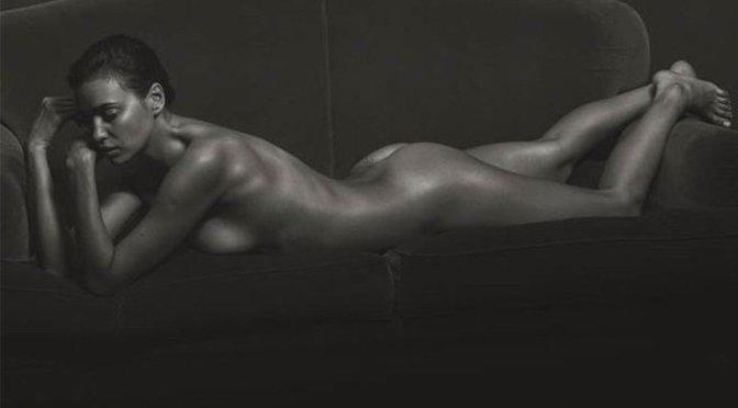 Irina Shayk – GQ Italy Magazine Naked Photoshoot (September 2016) (MQ)