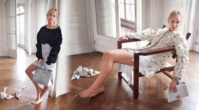 Jennifer Lawrence – Dior S/S 2017 Campaign