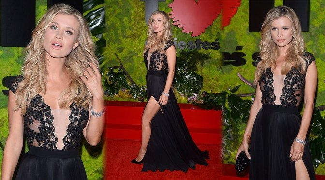 Joanna Krupa – Gala Foundation TVN in Warsaw