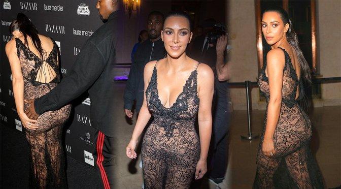 Kim Kardashian – ICONS Party at New York Fashion Week