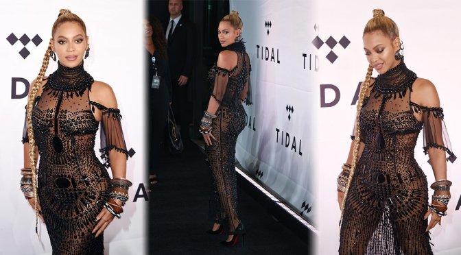 Beyonce Knowles – TIDAL X: 1015 in Brooklyn