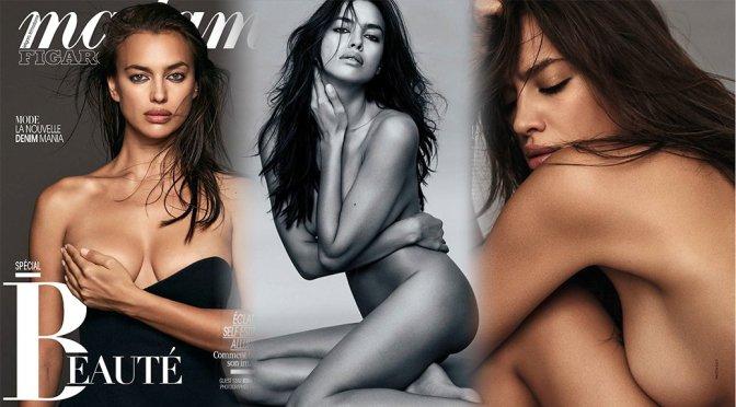 Irina Shayk – Madame Figaro Magazine (November 2016)