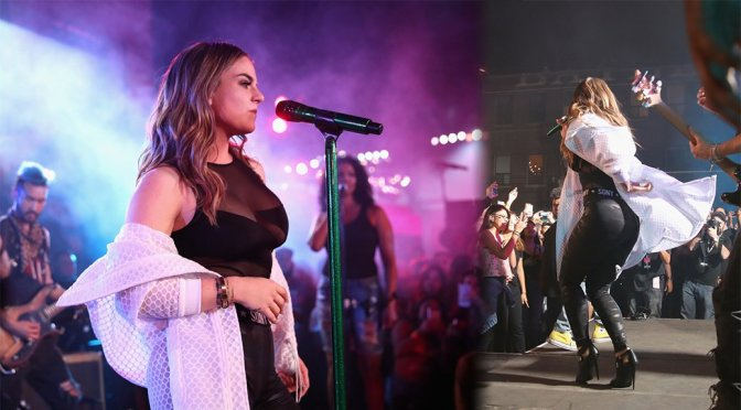"Joanna Jojo Levesque – MTV's ""Wonderland"" LIVE Show in Los Angeles"