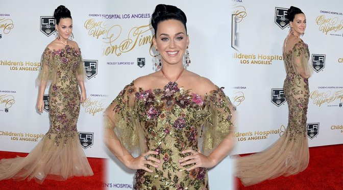 "Katy Perry – Once Upon a Time"" Gala in Los Angeles"