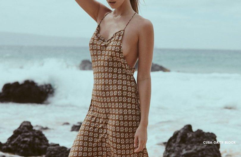 "Marloes Horst - ""Acacia"" Swimwear Photoshoot"