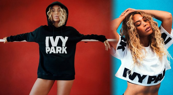 Beyonce – Ivy Park AW 2016-2017 Sportswear Collection Promoshoot