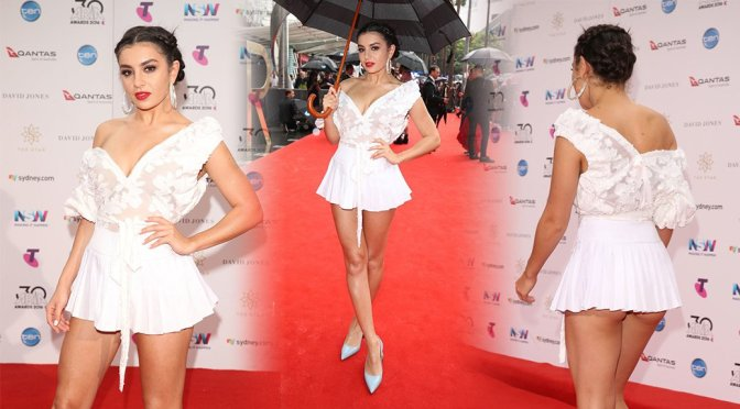 Charli XCX - 30th Annual ARIA Awards 2016 in Sydney