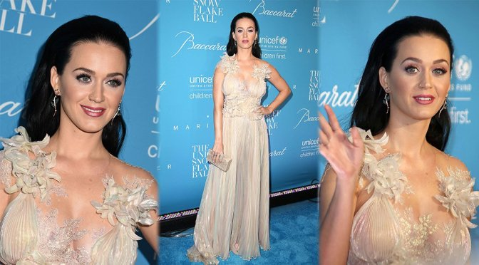Katy Perry - 12th Annual UNICEF Snowflake Ball