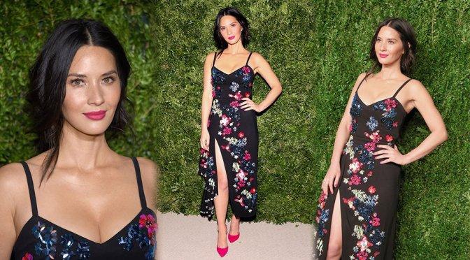 Olivia Munn – CFDA/Vogue Fashion Fund Awards