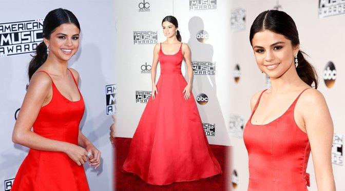 Selena Gomez - 2016 American Music Awards in Los Angeles