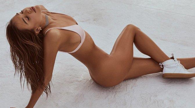 Alexis Ren - FaeSwim Bikini Photoshoot